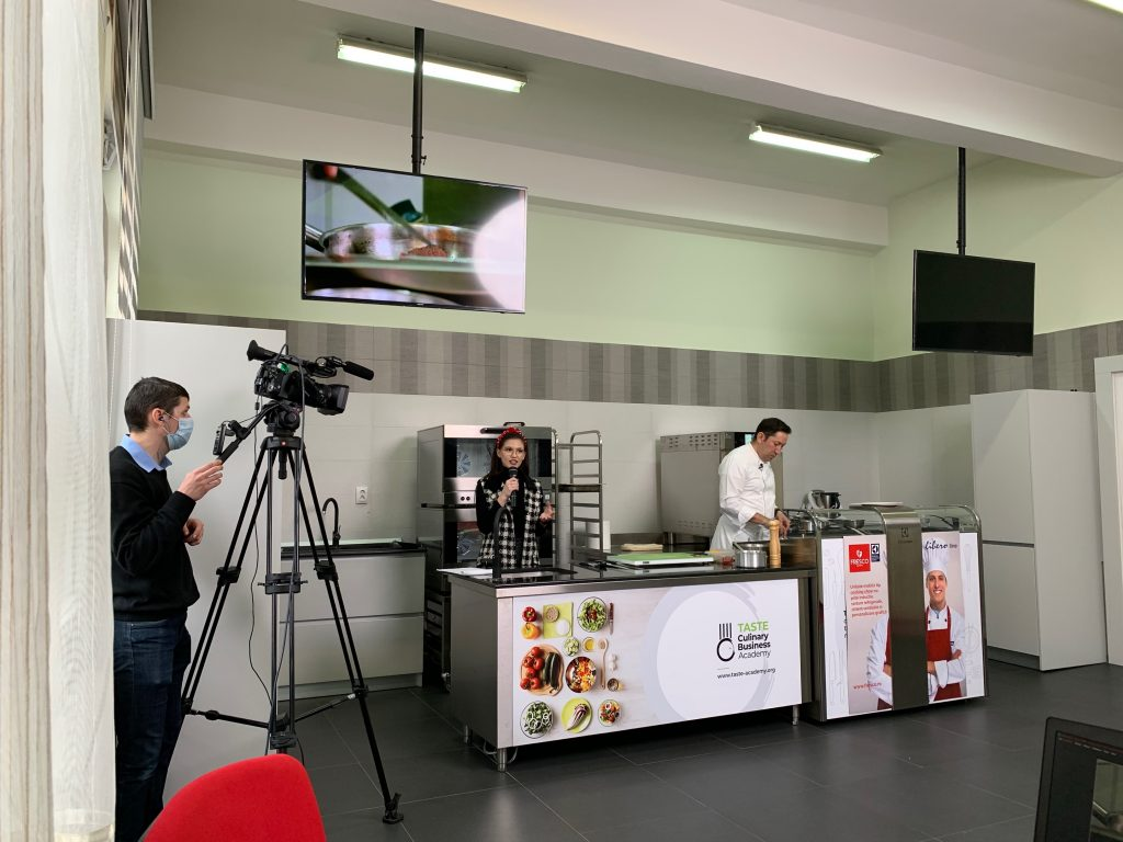 behind the scenes preparation for culinary management webinar